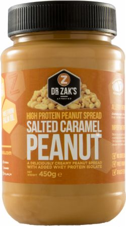 High Protein Peanut Spread