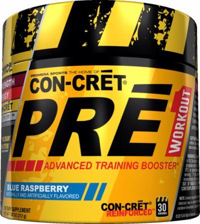 CON-CRET Pre Workout