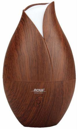 Ultrasonic Faux Wood Essential Oil Diffuser