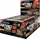 MuscleTech NITRO-TECH Crunch Bar, 12 x 65g Bars
