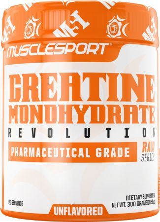 Creatine Monohydrate Revolution