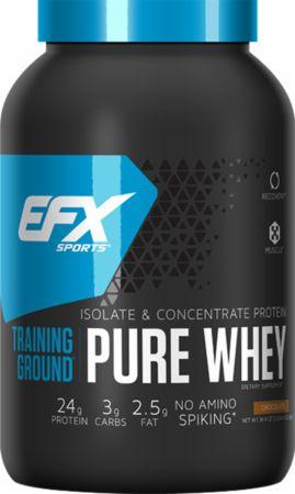 Training Ground Pure Whey