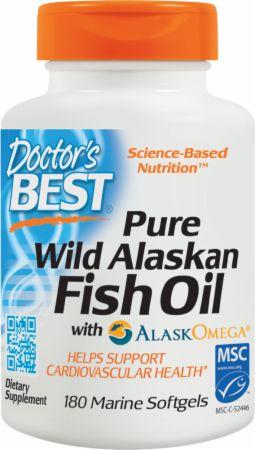 Pure Wild Alaskan Fish Oil