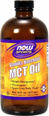 Vanilla Hazelnut MCT Oil