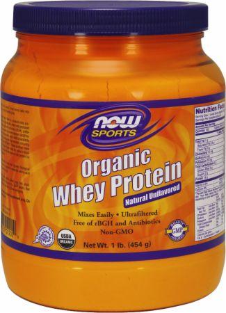 Organic whey