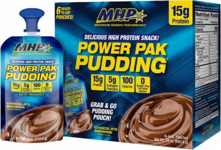 Power Pak Pudding Fit & Lean Reviews - musclegurus.com