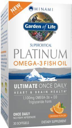 Minami Platinum Omega-3 Fish Oil