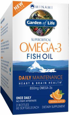 Minami Omega-3 Fish Oil