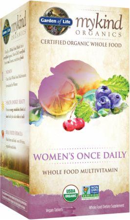 MyKind Organics Women's Once Daily