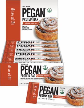 Pegan Protein Bar