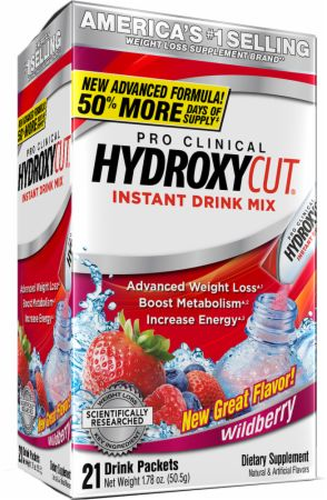 Pro Clinical Hydroxycut Drink Mix