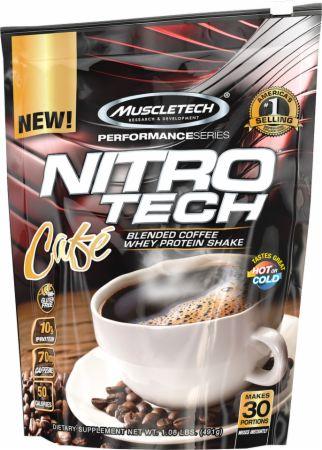 NITRO-TECH Cafe