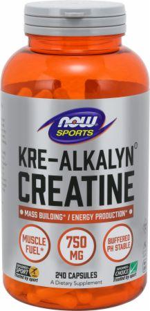 Kre alkalyn buffered creatine