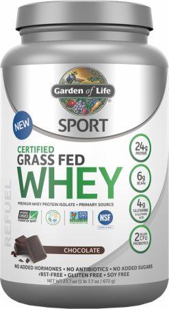 SPORT Certified Grass Fed Whey