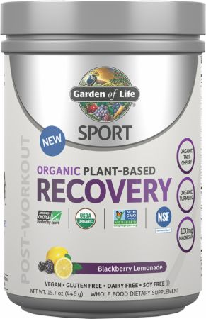 Sport Organic Plant-Based Recovery