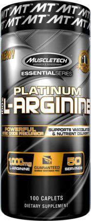 Platinum 100% L-Arginine Stimulant-Free