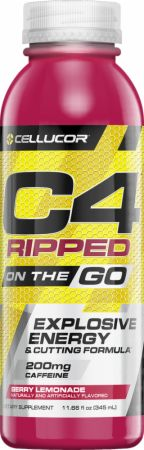 C4 Ripped On The Go