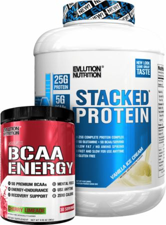 BCAA Energy/Protein Bundle