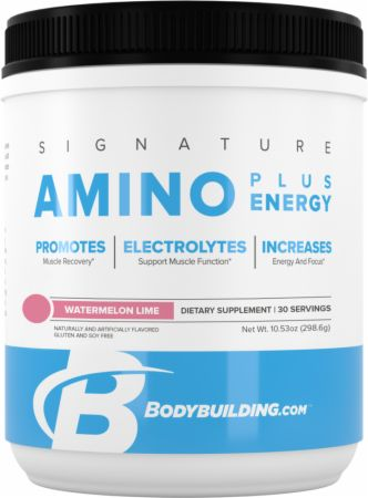 Signature Amino Plus Energy