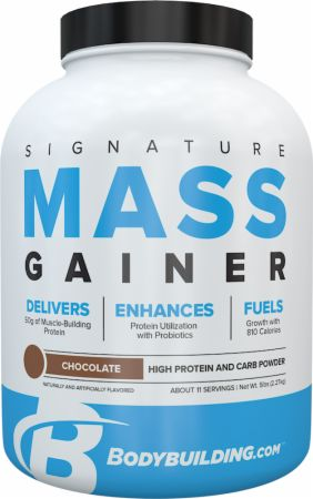 Signature Mass Gainer