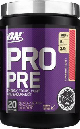 PRO PRE Pre-Workout