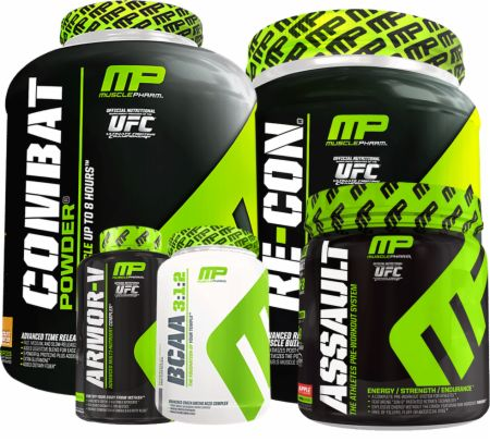 Musclepharm powder