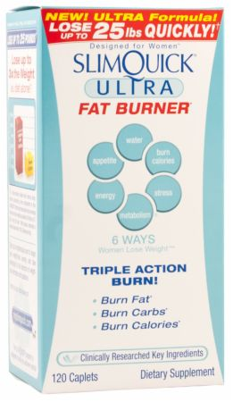 SlimQuick Ultra Fat Burner