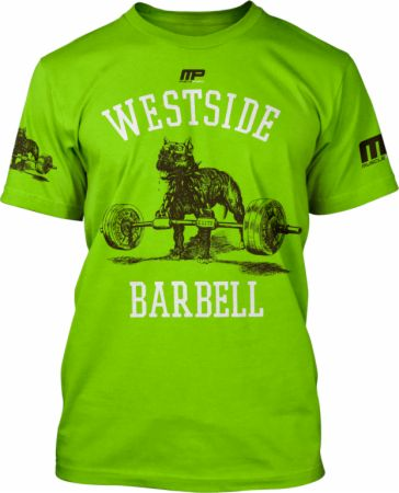 WestSide Barbell Tee