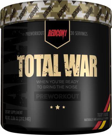 Total War Pre-Workout