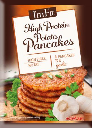 I'm Fit High Protein Potato Pancakes