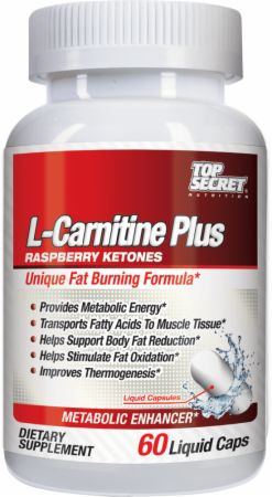 L-Carnitine Plus Raspberry Ketones