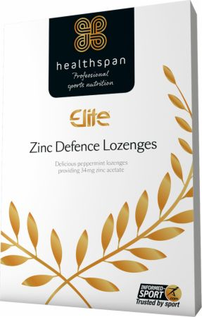 Elite Zinc Defence Lozenges