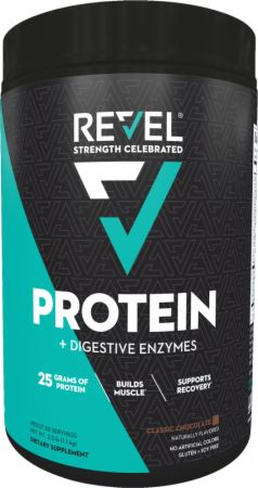 Women's Protein Powder + Digestive Enzymes
