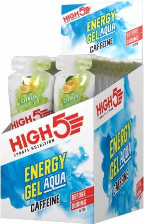 Energy Gel Aqua Caffeine