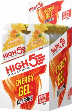 Energy Gel Caffeine