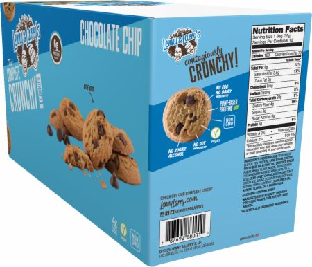 The Complete Crunchy Cookie