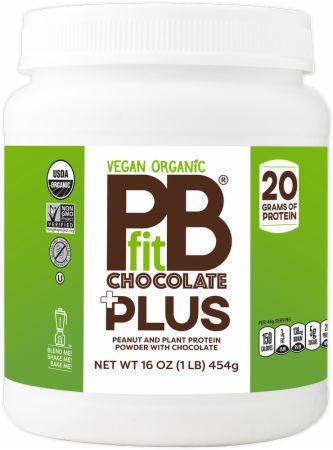 Vegan Organic PBFit Chocolate Plus