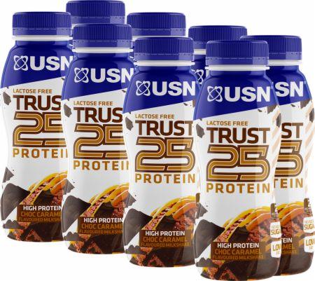 Trust 25 Protein Milkshake