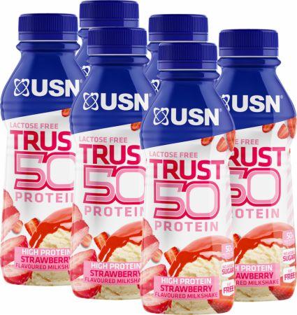 TRUST 50 Protein Milkshake