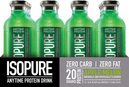 Zero Carb 20 Gram 100% Whey Protein Isolate Drink