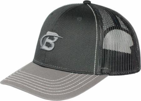 Est. 1999 B Swoosh Mesh Back Trucker Hat