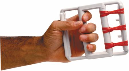 Latex Free Rubber-Band Hand Exerciser