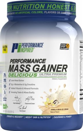 Performance Mass Gainer – Performance Inspired Nutrition | Bodybuilding.com