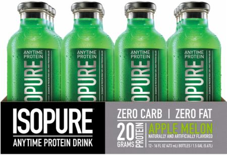 Anytime Protein Drink – Isopure | Bodybuilding.com