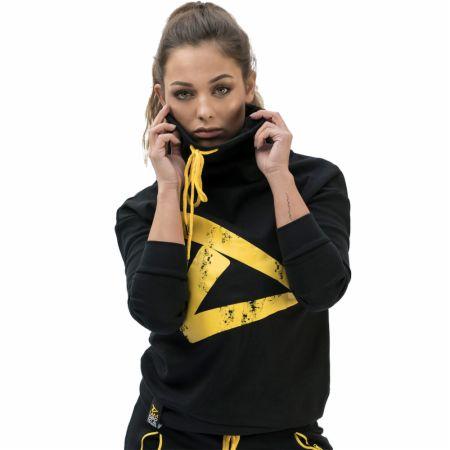 Women's Funnel Neck Sweater