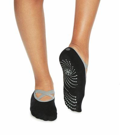 Grippy Yoga-Barre Socks