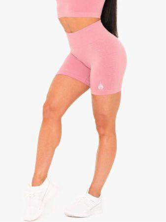 Geo Seamless High Waisted Shorts