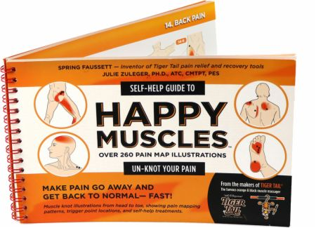 Happy Muscles Massage & Muscle Pain Book