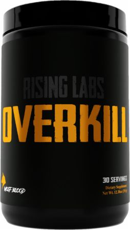 Overkill Pre-Workout