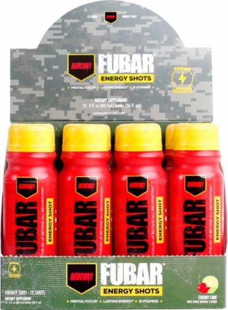 FUBAR Energy Shots